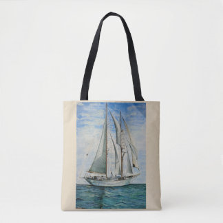 Sail to Serenity Tote Bag