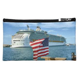 Sailaway Cruise Travel Cosmetic Bag
