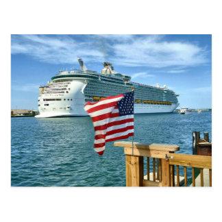 SailAway Custom Postcard