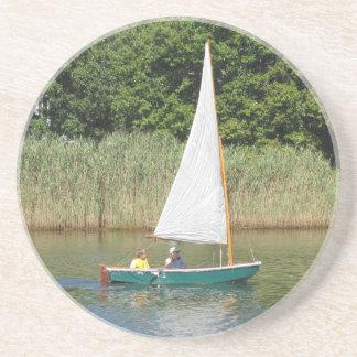 Sailboat 4 Coaster