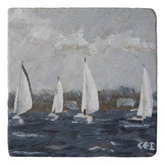 Sailboat #4 Trivet