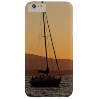 Sailboat At Sunset On The Puget Sound Barely There iPhone 6 Plus Case