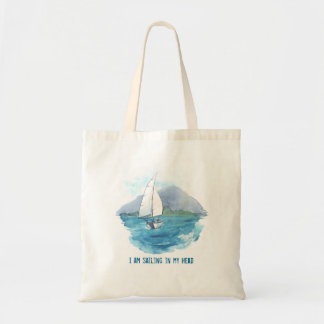 """Sailboat"" bag"