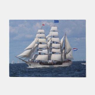 Sailboat Doormat
