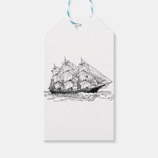 Sailboat Gift Tags