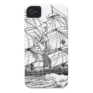 Sailboat iPhone 4 Cover