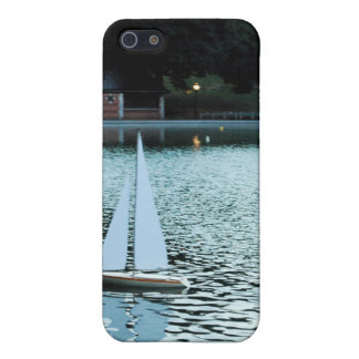 Sailboat iPhone 5/5S Cases