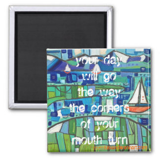 sailboat magnet