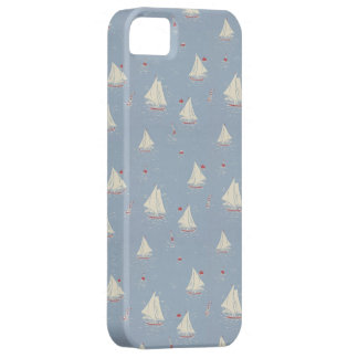 Sailboat Pattern iPhone 5 Cover