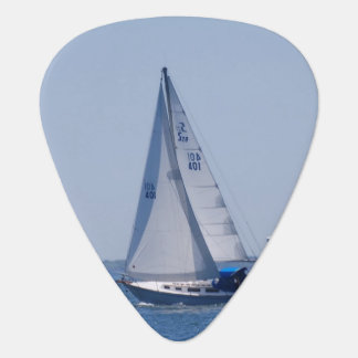 Sailboat Plectrum