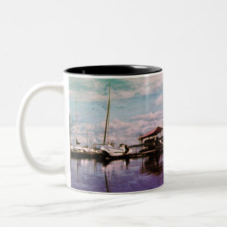 Sailboat Scenery Mug