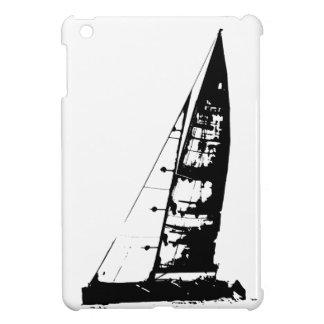 Sailboat Silhouette iPad Mini Covers
