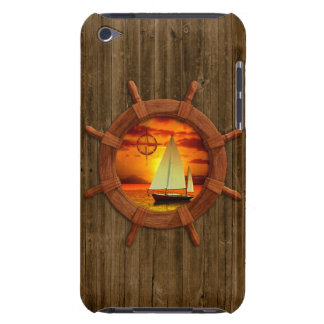 Sailboat Sunset iPod Touch Covers