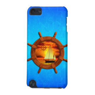 Sailboat Sunset iPod Touch 5G Case