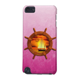 Sailboat Sunset iPod Touch (5th Generation) Covers