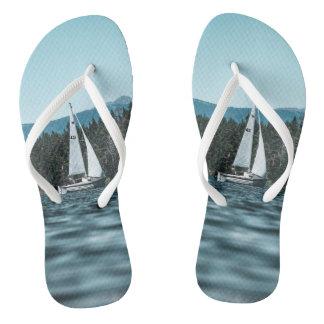 Sailboat Thongs