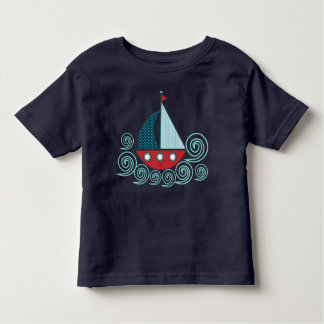 sailboat toddler T-Shirt
