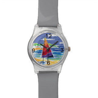 Sailboat watch