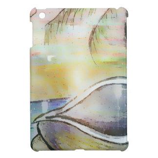 Sailboats and Seashells iPad Mini Cover