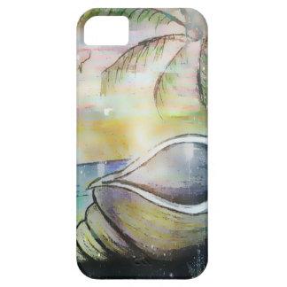 Sailboats and Seashells iPhone 5 Cover