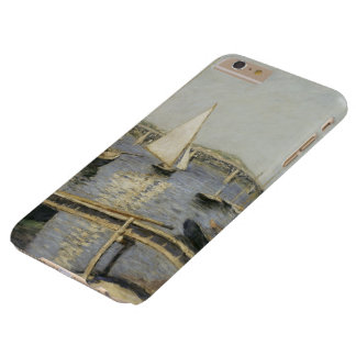 Sailboats at Argenteuil by Gustave Caillebotte Barely There iPhone 6 Plus Case