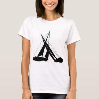Sailboats - Crossing Tacks T-Shirt