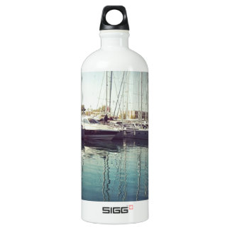 Sailboats in Water SIGG Traveller 1.0L Water Bottle