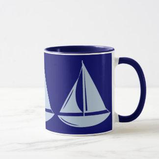 Sailboats, Sailboats, Sailboats! Mug