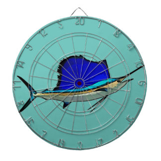 Sailfish Dartboard