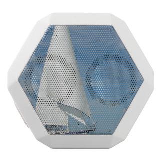 sailing-23 white boombot rex bluetooth speaker