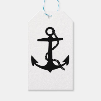 Sailing Anchor Sea Explorer Pirate Ship Gift Tags