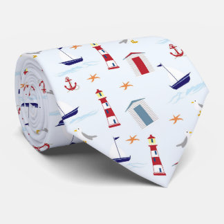 Sailing and Holiday Tie