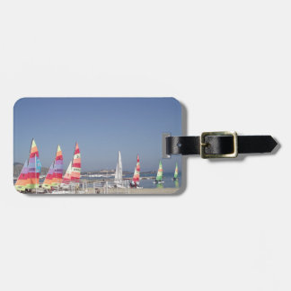Sailing Away Luggage Tag