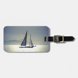 Sailing Away Luggage Tag