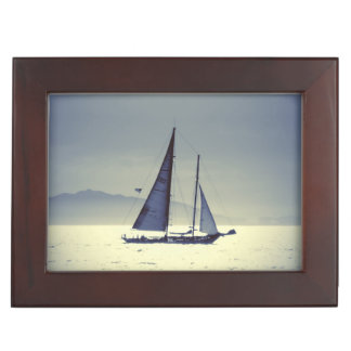 Sailing Away Memory Boxes