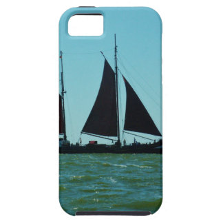 Sailing barge iPhone 5 cases
