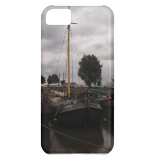 Sailing Barge On A Grey Day Case For iPhone 5C