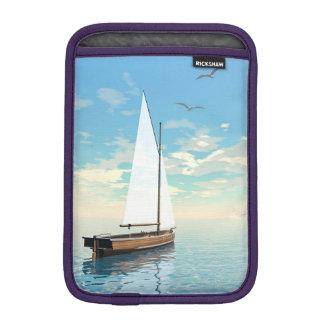 Sailing boat - 3D render iPad Mini Sleeve