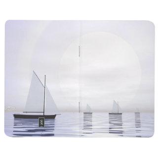 Sailing boats - 3D render Journal