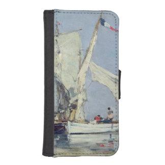 Sailing Boats, c.1869 Phone Wallet
