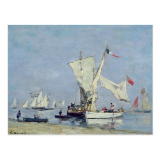 Sailing Boats, c.1869 Postcard