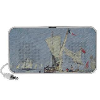Sailing Boats, c.1869 Travelling Speaker