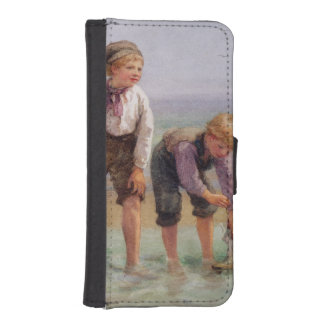 Sailing Boats iPhone 5 Wallet Case