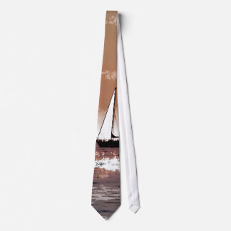 SAILING BOATS TIE