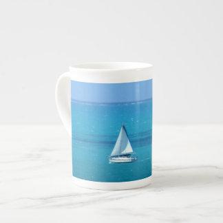 Sailing Bone China Mug