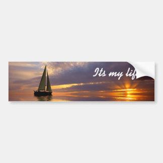 sailing+bumperstickers bumper sticker