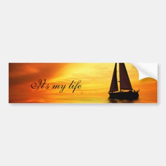 sailing+bumperstickers bumper sticker