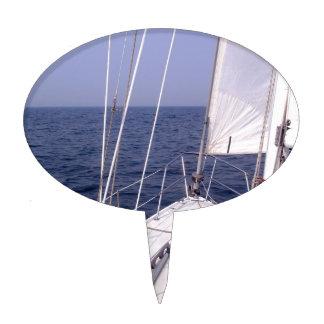 Sailing Cake Pick
