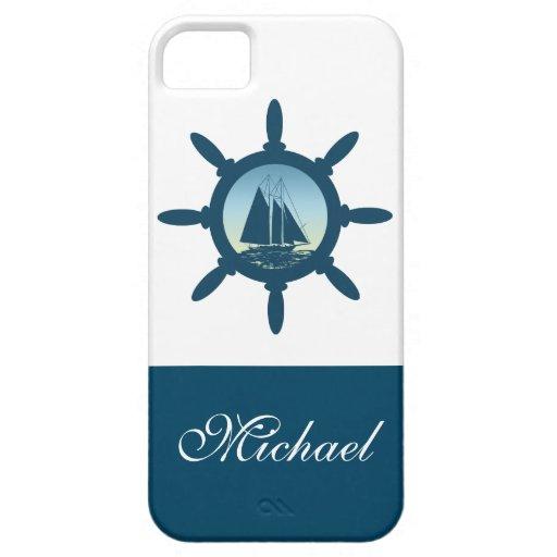 Sailing iPhone 5/5S Cases
