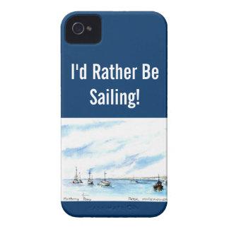 Sailing Case - Monterey California